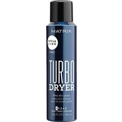 Style Link Turbo Dryer - spray przyspieszający suszenie włosów 185ml, Matrix z Estyl.pl
