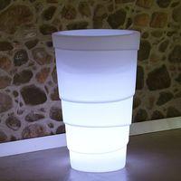 ZIG donica podświetlana LED