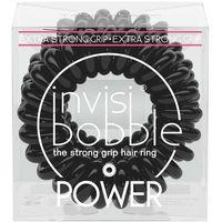 INVISIBOBBLE POWER True black - intensywny czarny gumki do włosów 3 pack