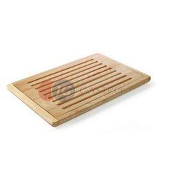 Deska drewniana do krojenia chleba 475x322 mm 505502
