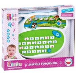 Zabawka edukacyjna z pieskiem /334778/ - BAM BAM ze sklepu merlin.pl