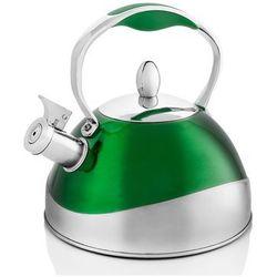 Florina Czajnik kevin 2,5l  5c4195 zielony indukcja