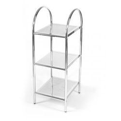 Regał łazienkowy kuchenny 3 półki AWD02040018, AWD Interior
