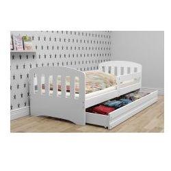 Łóżko dziecięce Klasyk 80 x 160 z materacem, 2942
