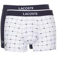 bokserki 2-pak biały l marki Lacoste