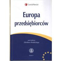 Europa przedsiębiorców, pozycja wydawnicza