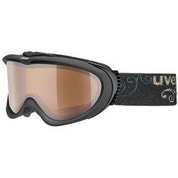 Gogle narciarskie  comanche pola z polaryzacją czarny od producenta Uvex