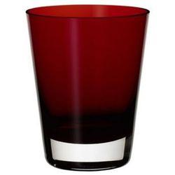 Villeroy & boch  - colour concept szklanka red wysokość: 10,8 cm