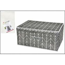 Em&em Pudełko pojemnik skrzynia na pościel odzież