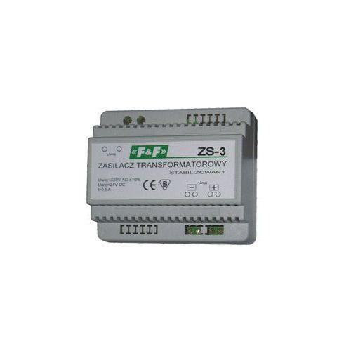 Zasilacz transformatorowy ZS-3 F&F - produkt z kategorii- Transformatory