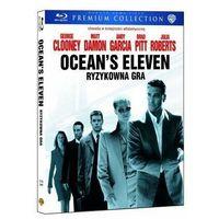 Ocean's eleven: ryzykowna gra (premium collection) ocean's eleven marki Galapagos