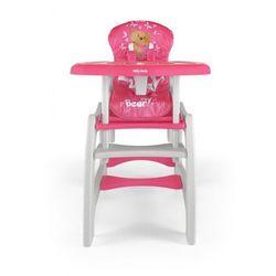Milly Mally Max krzesełko do karmienia Bear z kategorii krzesełka do karmienia