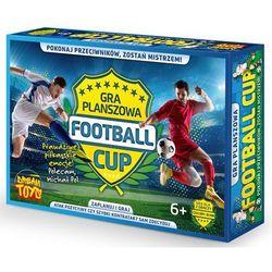 Hippocampus, Football Cup, gra rodzinna z kategorii Gry planszowe