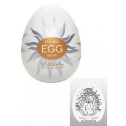 Tenga Egg Easy Ona Cap Shiny Orange Zestaw masturbatorów jednorazowych w kształcie jajka pomarańczowy 6 szt