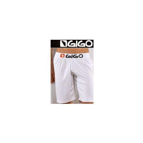 Spodnie GIGO LOGO WHITE od DESSUE