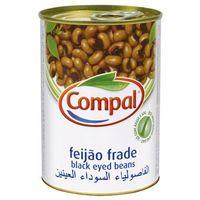 Portugalska fasola z czarnym oczkiem 410  marki Compal