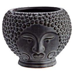 Madam Stoltz - Doniczka głowa Buddhy