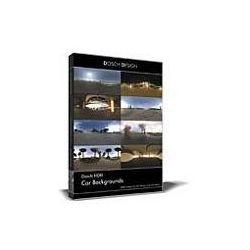 DOSCH HDRI: Car Backgrounds, kup u jednego z partnerów