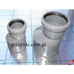 Wavin REDUKCJA PVC 110*75 HT - produkt z kategorii- Pozostałe ogrzewanie
