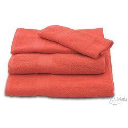 ręcznik 50x70 malina, 50x70cm marki Dekoria