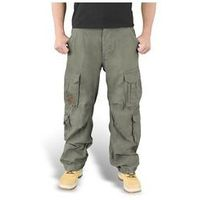 Spodnie SURPLUS AIRBORNE VINTAGE Olive (05-3598-61)