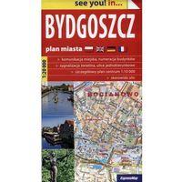 Bydgoszcz see you! in papierowy plan miasta 1:20 000 (2016)