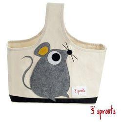 organizer z rączką - myszka marki 3 sprouts