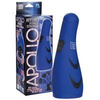 Apollo  hydro power stroker blue   100% dyskrecji   bezpieczne zakupy