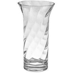 Krosno handmade classic romance wazon szklany 30 cm marki Krosno / handmade classic