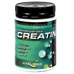 creatin monohydrate - 300 g wyprodukowany przez Vitalmax