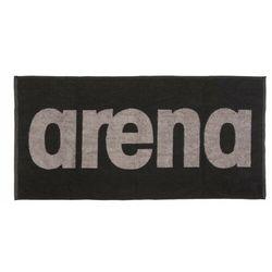 arena Gym Soft Ręcznik, black-grey 2019 Ręczniki i szlafroki sportowe (3468336100257)