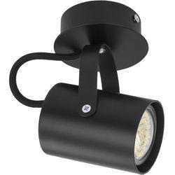 Kinkiet 1x25w gu10 kamera 32561 czarny - wysyłka 24h (na stanie 18 sztuk) marki Sigma
