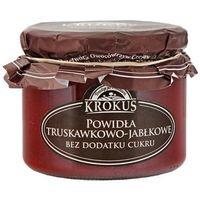 Krokus  310g powidła truskawkowo-jabłkowe bez dodatku cukru tradycyjna receptura