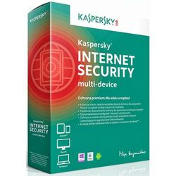 Kaspersky Lab Sof Kaspersky Int. Sec. 2015 M 1U - KL1861GBAFS Darmowy odbiór w 15 miastach! - oferta (05bae004d1725473)