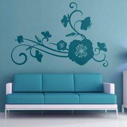 Deco-strefa – dekoracje w dobrym stylu Kwiaty 1192 szablon malarski