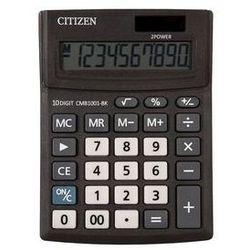Kalkulator biurowy Citizen CMB1001-BK 10-cyfrowy czarny. Darmowy odbiór w niemal 100 księgarniach!