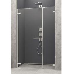 Radaway Arta DWS - drzwi wnękowe 100 cm LEWE 386628-03-01L/386091-03-01L - produkt z kategorii- Drzwi pryszni