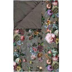 Essenza Narzuta fleur 240 x 100 cm taupe (8715944596473)