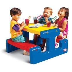 Little tikes Duży stolik piknikowy