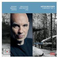 Bruckner Sinfonie Nr. 5 (CD) - BrucknerOrchester Linz, Dennis Russell Davies