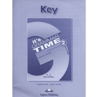 It's Grammar Time 2 Key (9781471538063)