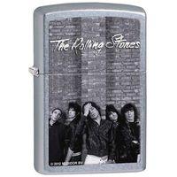 Zapalniczka ZIPPO Rolling Stones, Street Chrome (Z28428) - produkt z kategorii- Zapalniczki