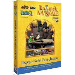 Praca zbiorowa Domek na skale - album 5 płyt dvd.