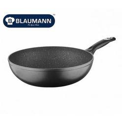 Blaumann Wok gray granit 28cm [bl-3034]
