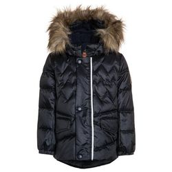 Reima HOPPU Kurtka puchowa navy - produkt z kategorii- kurtki dla dzieci