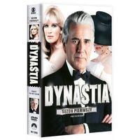 Dynastia, sezon 1 (DVD) - Esther Shapiro, Richard Shapiro