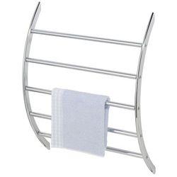 Wieszak na ręczniki EXCLUSIVE - stal chromowana, WENKO (4008838914939)