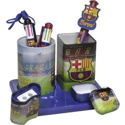 Przybornik na biurko duży FC BARCELONA (8426842023182)