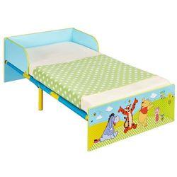 Disney łóżeczko dziecięce kubuś puchatek, niebieskie, 143x77x43 cm (5013138662588)