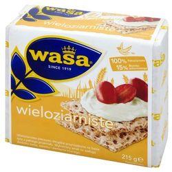 WASA 215g Pieczywo Chrupkie Wieloziarniste (pieczywo)